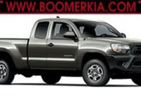 EPA 24 MPG Hwy/19 MPG City! Superb Condition. Tacoma