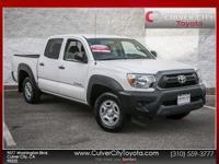Options:  2013 Toyota Tacoma Base|White|Toyota