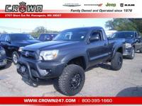 Barrels of fun! 4 Wheel Drive. CARFAX 1 owner and