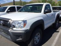 Come see this 2013 Toyota Tacoma Base. Its Automatic