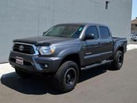 TRD Off-Road Package, Traction Control, Stability
