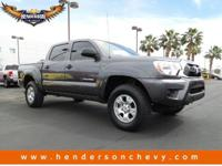 Come see this 2013 Toyota Tacoma PreRunner. Its