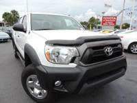PREMIUM & KEY FEATURES ON THIS 2013 Toyota Tacoma