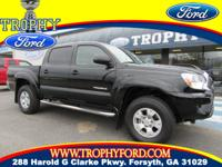 Exterior Color: black, Body: Double Cab, Engine: 2.7 4