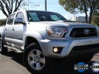 Tacoma PreRunner TRD Sport. Crew Cab! What a terrific