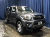 Clean Carfax One Owner RWD Truck with Canopy!  Options:
