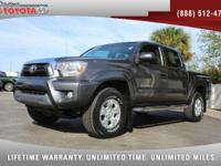 2013 Toyota Tacoma Double Cab PreRunner TRD Off Road