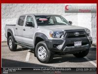 Options:  2013 Toyota Tacoma Prerunner|Silver|Toyota