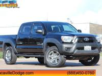 2013 Toyota Tacoma    Could this be the vehicle for