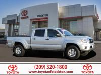 Options:  2013 Toyota Tacoma Prerunner Double