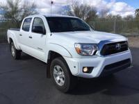 Tacoma PreRunner V6, 4D Double Cab, 4.0L, 5-Speed
