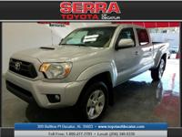 2013 Toyota Tacoma, *AutoCheck Accident Free*, *3 Month