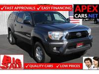 Carfax *1 Owner*, *4WD/4X4*, *Crew Cab*/*Double Cab*,
