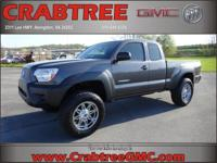 Options:  2013 Toyota Tacoma V6|4X4 V6 4Dr Access Cab