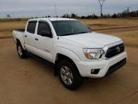 We are excited to offer this 2013 Toyota Tacoma. How to