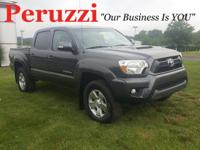 4X4! Short Bed! Here at Peruzzi Toyota, we try to make
