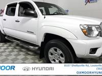 New Price! Toyota Tacoma Clean Carfax - 1 Owner, ALLOY