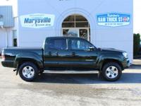 New Price! This 2013 Toyota Tacoma TRD Sport Clean
