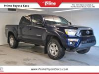 CARFAX One-Owner. Toyota Certified!, 2013 Toyota Tacoma