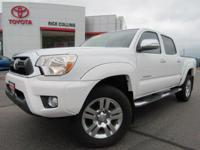 This 2013 Toyota Tacoma comes equipped with heated