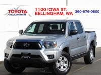 ONE OWNER * NO ACCIDENTS * PURCHASED NEW FROM TOYOTA OF
