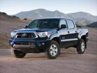 2013 Toyota Tacoma V6 CARFAX One-Owner. 4D Double Cab,
