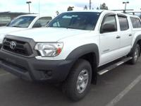 Come see this 2013 Toyota Tacoma SR5. Its Automatic