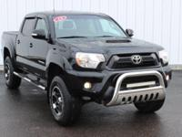 Options:  2013 Toyota Tacoma Base|Black|4Wd|Am/Fm/Cd