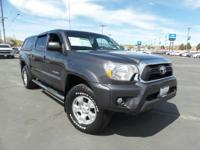 Only 18,631 Miles! This Toyota Tacoma boasts a Gas V6
