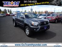 TOYOTA DOUBLE CAB 4X4 IS HERE!!! TRD PACKAGE!!! ONE