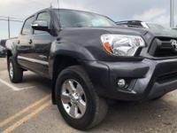 Options:  2013 Toyota Tacoma 4X4 V6||1St And 2Nd Row