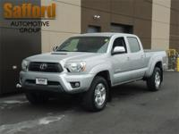 **CARFAX CERTIFIED**ONE OWNER**TRD**4WD**HARD TONNEAU