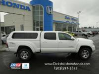 Super nice Tacoma! This one is a 1-owner 4x4 with the
