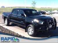 Check out this gently-used 2013 Toyota Tacoma we
