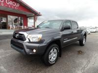 Options:  2013 Toyota Tacoma Visit Auto Group Leasing