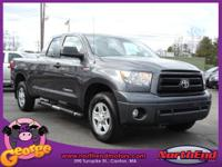CarFax 1-Owner This 2013 Toyota Tundra 4WD Truck is a