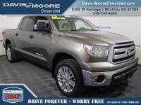 From home to the job site, this Gray 2013 Toyota Tundra