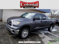 Recent Arrival! 2013 Toyota Tundra Gray HIGHLIGHTS