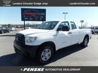 Tundra trim. In Good Shape, CARFAX 1-Owner, GREAT MILES