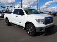 2013 Toyota Tundra SR5 Double Cab. An exceptionally