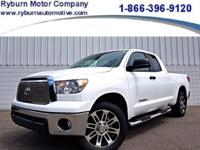 *This ONE OWNER Toyota Tundra can be yours! Come check