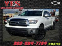 Options:  2013 Toyota Tundra 4X4 V8|**Internet Price**