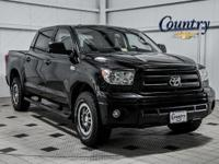 Tundra... Rock Warrior... CrewMax... 5.7 V8... 6-Speed