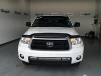 CARFAX 1-Owner. Tundra trim. REDUCED FROM $32,999! CD