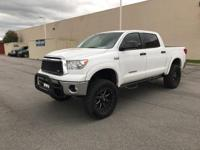 Looking for a clean, well-cared for 2013 Toyota Tundra