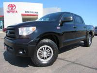 Hard to find Rock Warrior package!! This 2013 Toyota