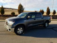 We are excited to offer this 2013 Toyota Tundra 4WD