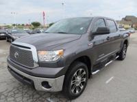 New Price! 2013 Toyota Tundra Grade 4WD, Graphite