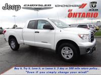 Options:  2013 Toyota Tundra 4Wd Truck Grade|Super