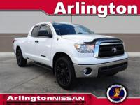 Options:  2013 Toyota Tundra 4Wd|White|New Price!